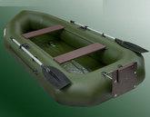 Лодка ПВХ MarkoBoats Марко М - 270 Tr