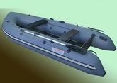 Лодка ПВХ MarkoBoats БАРРАКУДА МВ - 340 K