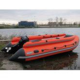 Надувная лодка Reef Тритон 420F НД