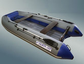 Надувная лодка SALMON 330 Р