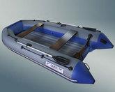 Надувная лодка SALMON 360